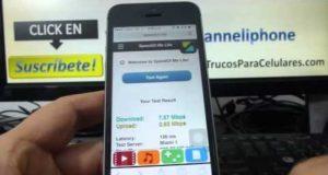 Como se desbloquear el giro de pantalla en el iphone 5S