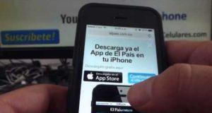 Como se pueden abrir varias ventanas en safari iPhone 5S