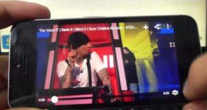 Como se ve youtube en el iphone 5S