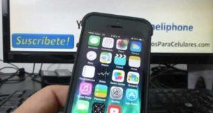 Como silenciar bloqueo de pantalla iphone 5s