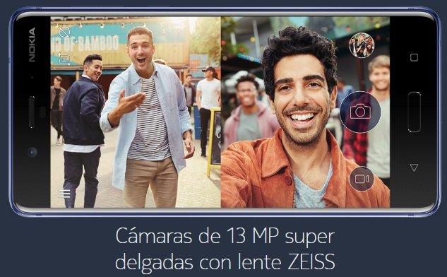 Nokia 8 Características y Especificaciones
