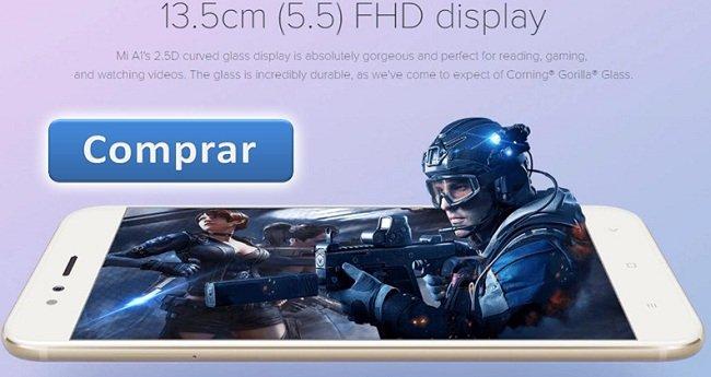 Donde Comprar el Xiaomi Mi A1 Precio